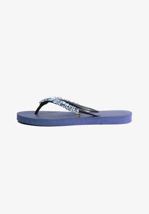 Pool shoes - navyblue