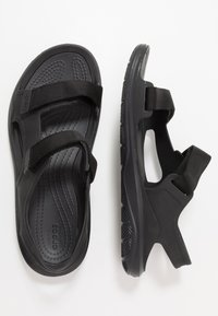 Crocs - SWIFTWATER EXPEDITION - Sandalen - black - 1