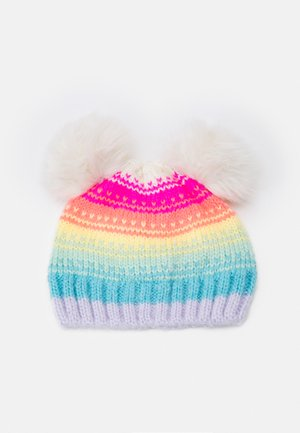 HAPPY HAT UNISEX - Huer - multi-coloured
