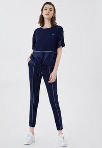 LIU JO - Pantalones deportivos - blue - 1