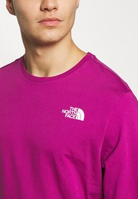 The North Face - MENS TEE - Top s dlouhým rukávem - wild aster purple - 4