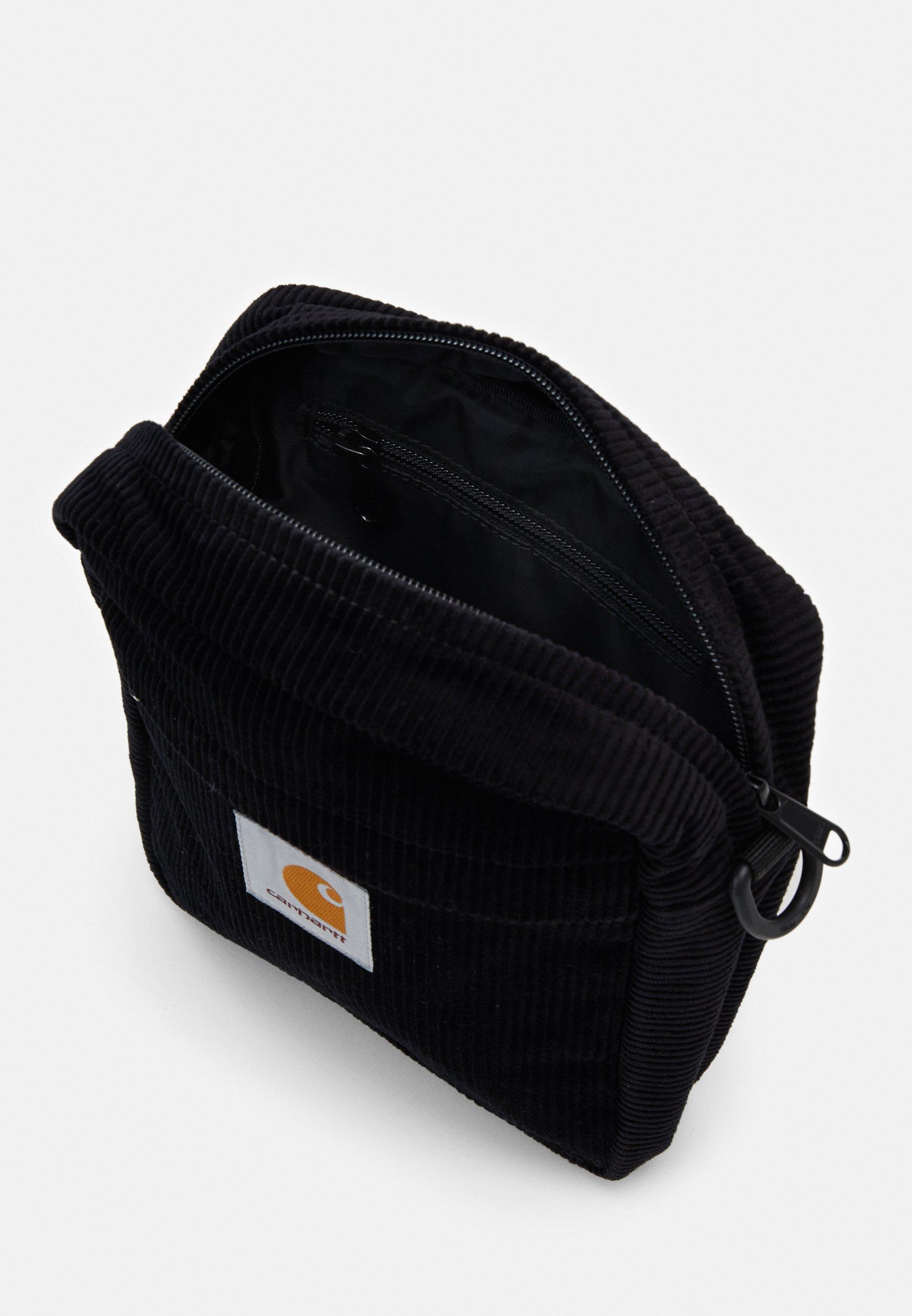 Carhartt WIP BAG SMALL - Skulderveske - black/svart ee0UlZV6RJJditP