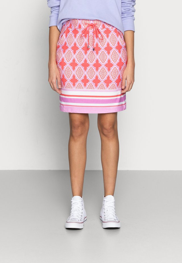 SKIRT CABANA - Mini skirt - light pink