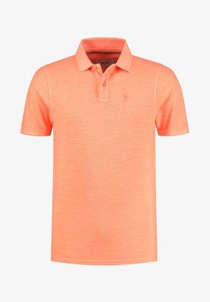 Polo shirt - juicy orange