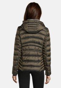 Gil Bret - MIT KAPUZE - Down jacket - dark khaki - 2
