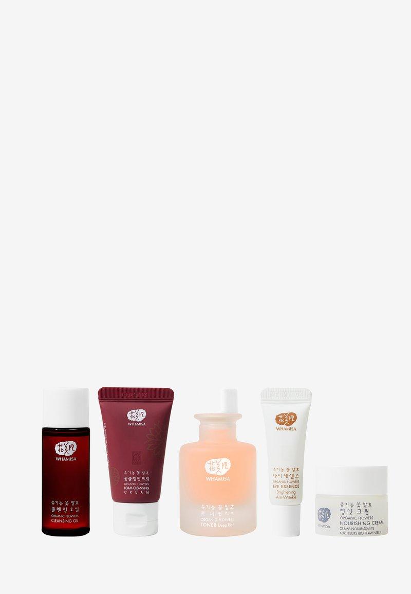 Whamisa - BASICS SET - Set de soins du visage - -
