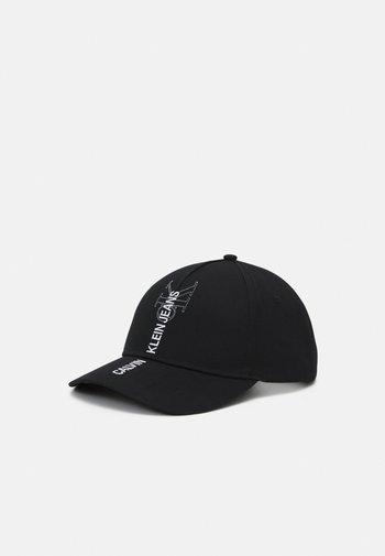 OUTLINE UNISEX - Cap - black