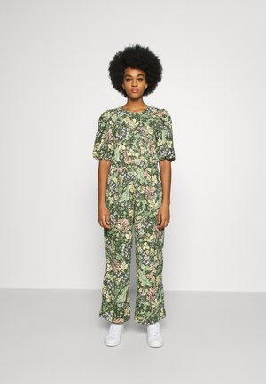 SYLVIE - Jumpsuit - green dark