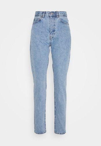 NORA - Straight leg jeans - light blue denim