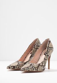 Topshop Wide Fit - WIDE FIT GRAMMER - High heels - multicolor