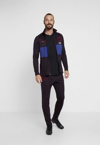 Nike Performance - FC BARCELONA DRY SUIT - Klubbkläder - burgundy ash/deep royal blue/noble red - 1