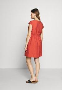 Pomkin - ESTELLE - Day dress - terracotta - 2