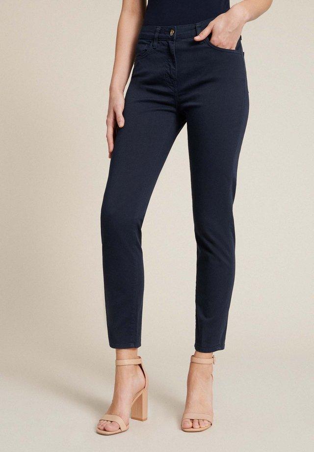 ANNUAL - Skinny džíny - blu