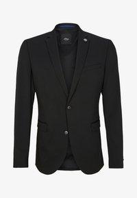 s.Oliver BLACK LABEL - Blazer jacket - black - 4