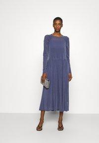 Soft Rebels - SRALBERTINE DRESS - Vestido informal - bijou blue - 1