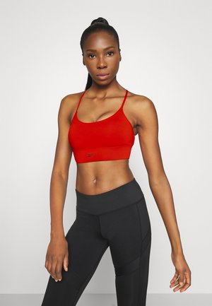 WORKOUT READY WORKOUT BRA LIGHT SUPPORT - Sports bra - red