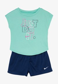 Nike Sportswear - JUST DO IT SET BABY - Shorts - blue void - 4