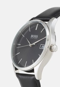 BOSS - COMMISSIONER UNISEX - Montre - black/black - 3