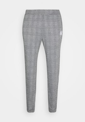 DOG TOOTH CHECK CUFFED PANT