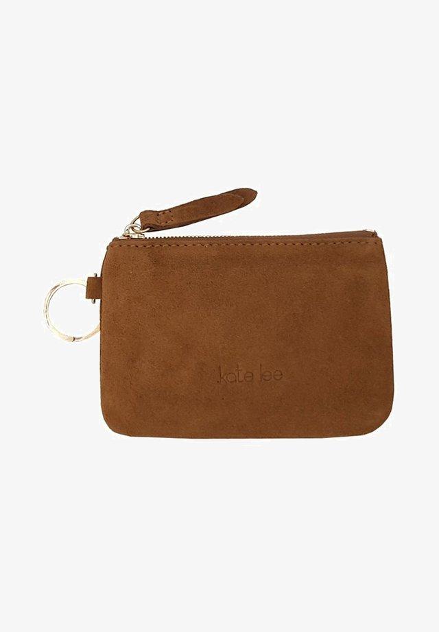 Wallet - marron clair
