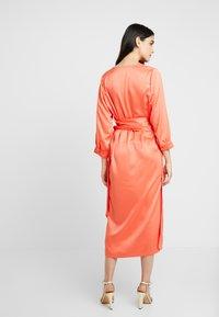 Aéryne - COWRY DRESS - Vapaa-ajan mekko - mandarin - 3