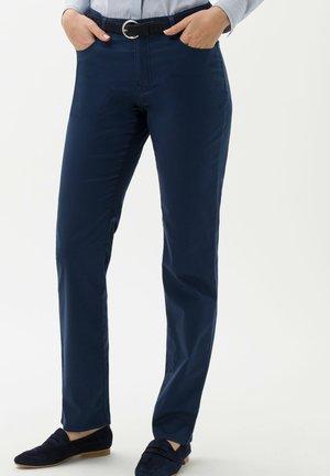 STYLE CAROLA - Trousers - indigo
