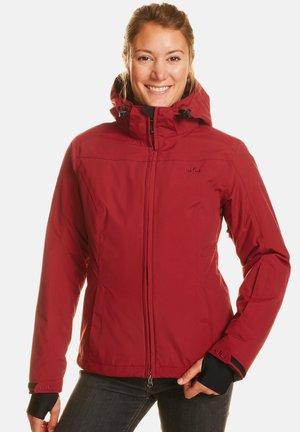 KERAVA - Snowboard jacket - biking red
