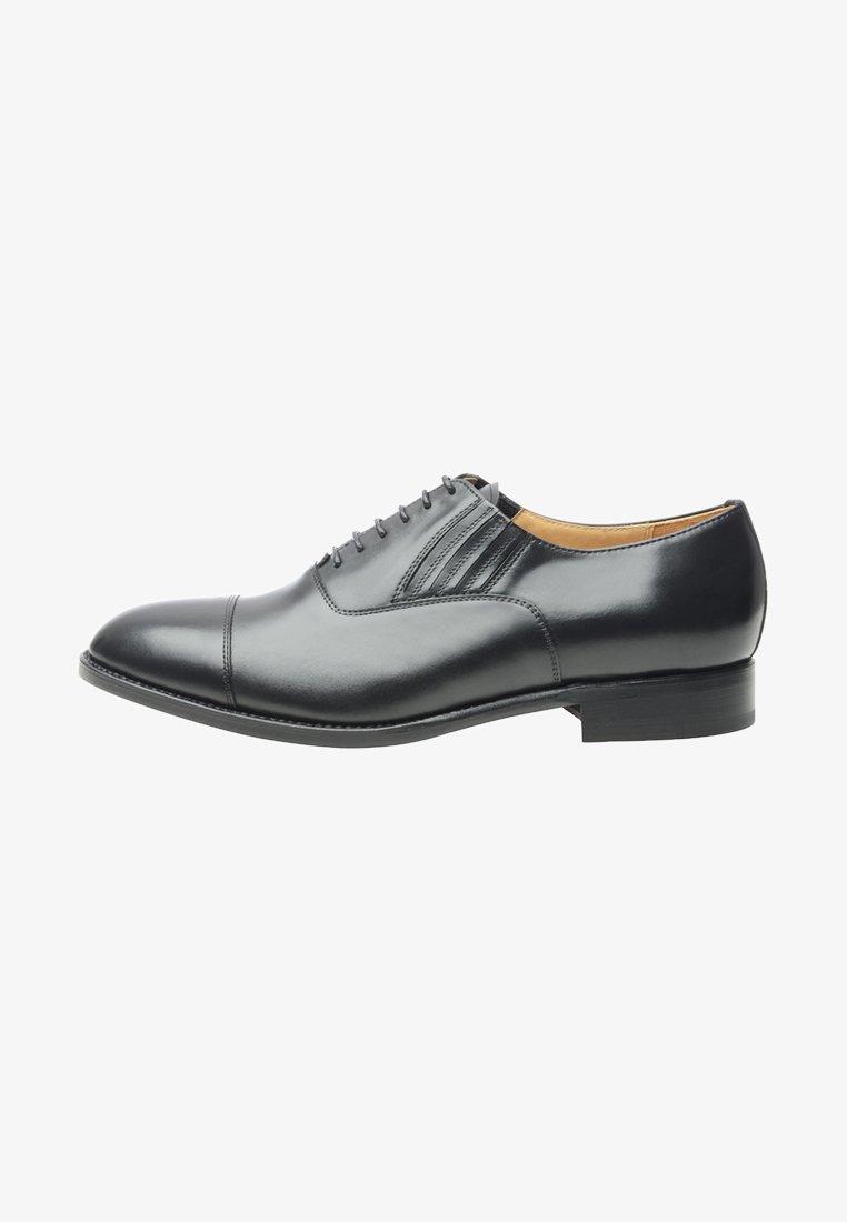 SHOEPASSION - NO. 543 - Smart lace-ups - black