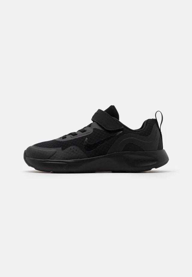 WEARALLDAY UNISEX - Sneakers laag - black