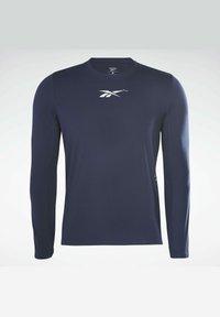 Reebok - ACTIVCHILL DREAMBLEND - Sports shirt - blue - 6