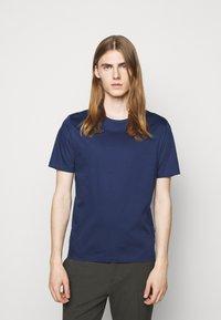 Tiger of Sweden - OLAF - T-shirt basique - atlantic blue - 0