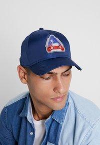 Alpha Industries - NASA II - Cappellino - rep blue - 1