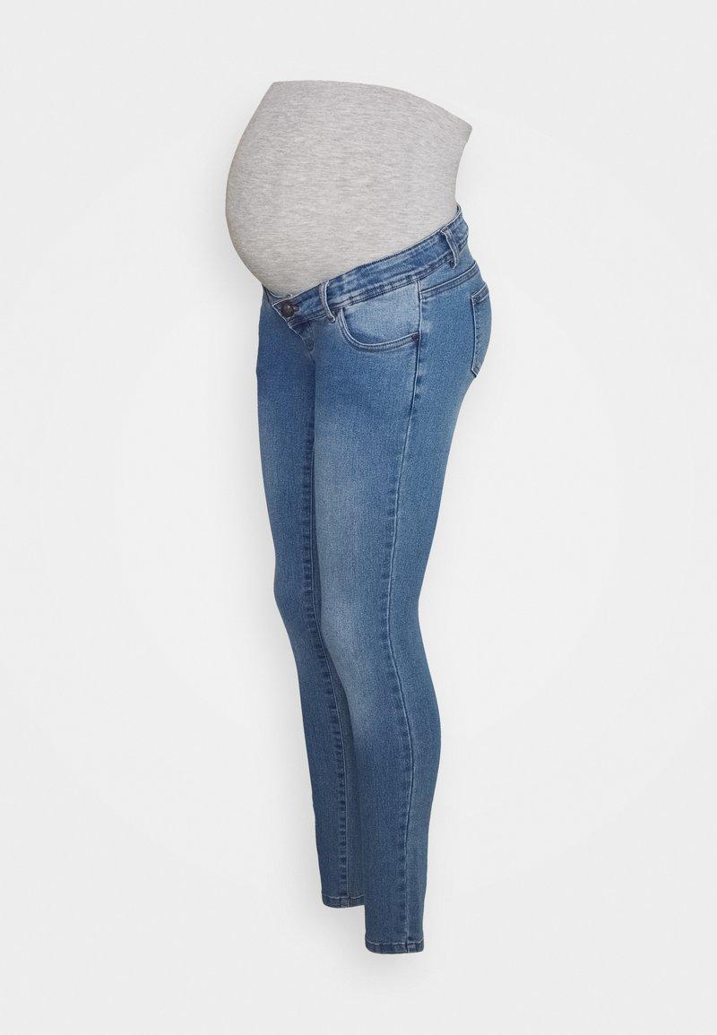 MAMALICIOUS - MLONO - Jeans Skinny Fit - light blue denim washed