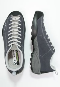 Scarpa - MOJITO UNISEX - Climbing shoes - iron gray - 1