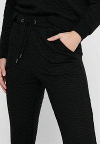 ONLY - STEPP - Tracksuit bottoms - black - 3