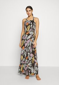 O'Neill - CLARISSE STRAPPY DRESS - Doplňky na pláž - green/white/pink or purple - 0