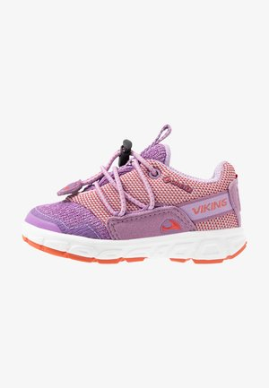 SINSEN GTX - Hiking shoes - lavender/coral