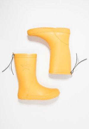 WELLIES - Wellies - yellow
