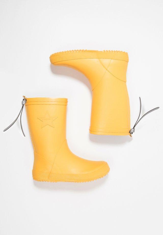 WELLIES - Holínky - yellow