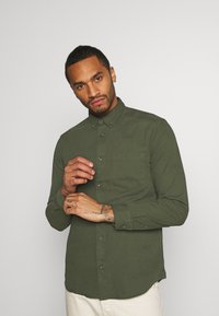 Only & Sons - ONSBRYCE LIFE - Overhemd - scarab - 0