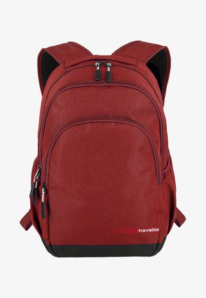 KICK OFF - Rucksack - red