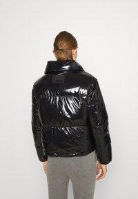 HUGO - FARY - Winter jacket - black - 2
