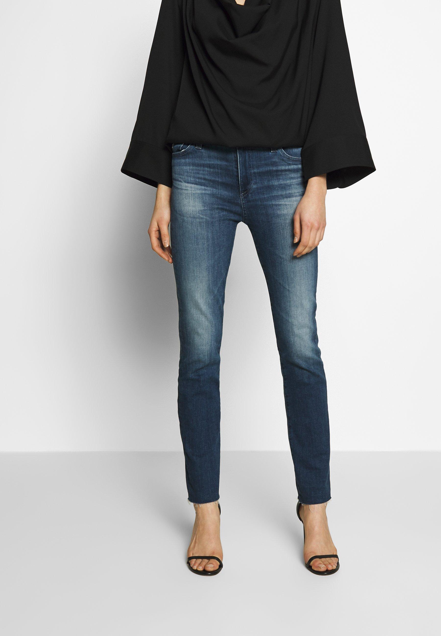 AG Jeans MARI - Jean slim - blue - Jeans Femme yHYbm