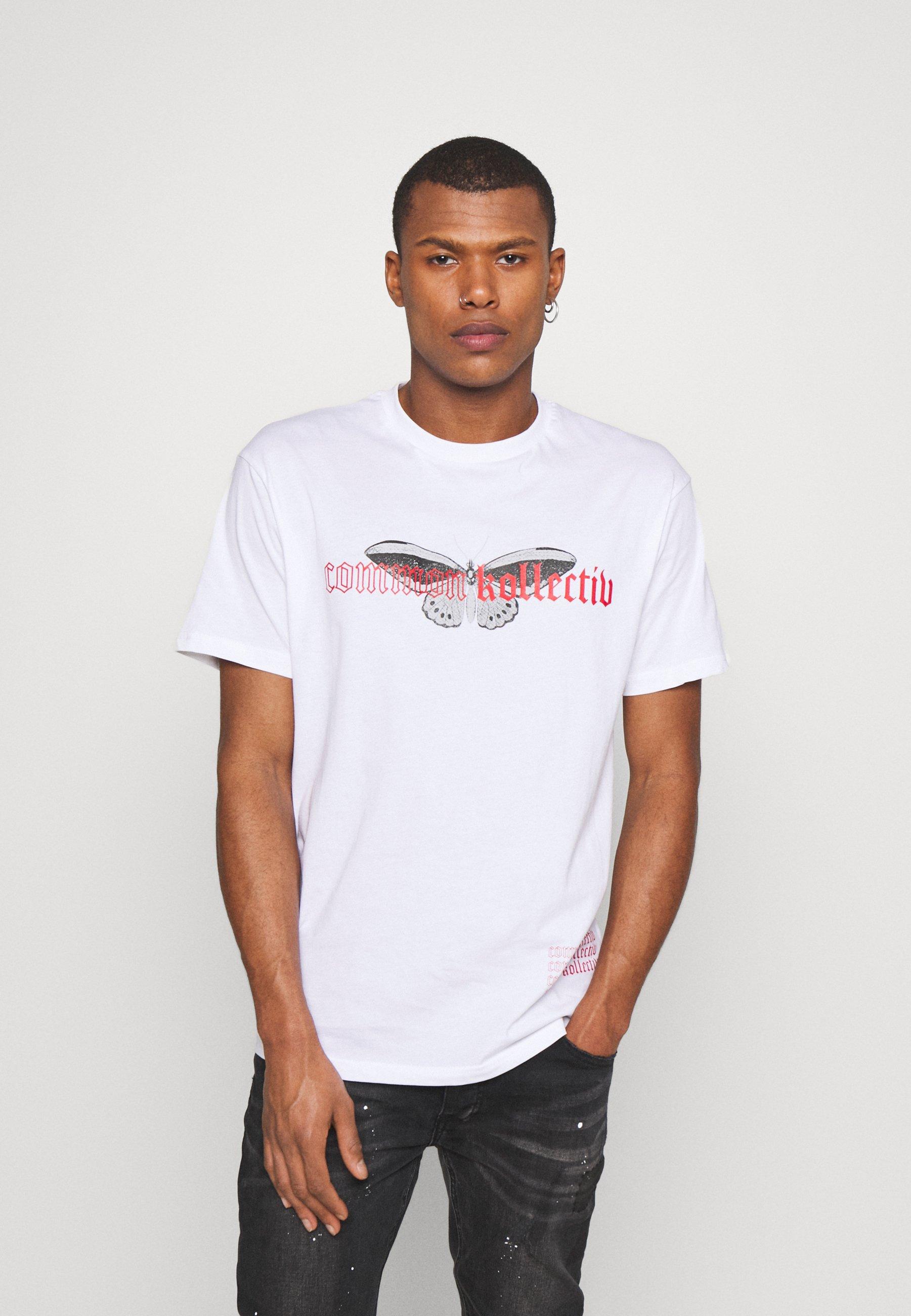 Men BUTTERFLY UNISEX - Print T-shirt
