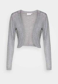 KAANKRA  - Cardigan - light grey/silver