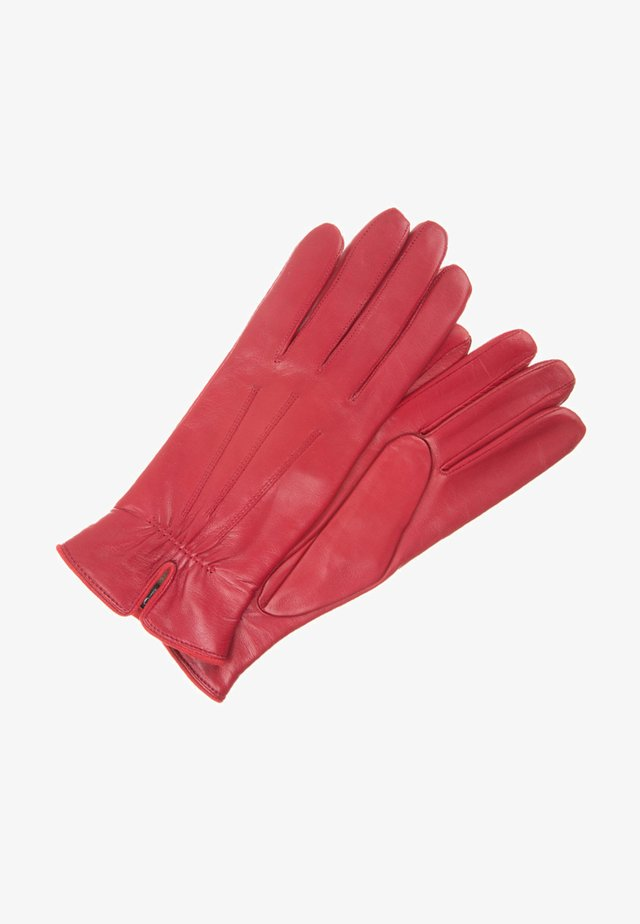 KLASSIKER  - Gloves - red