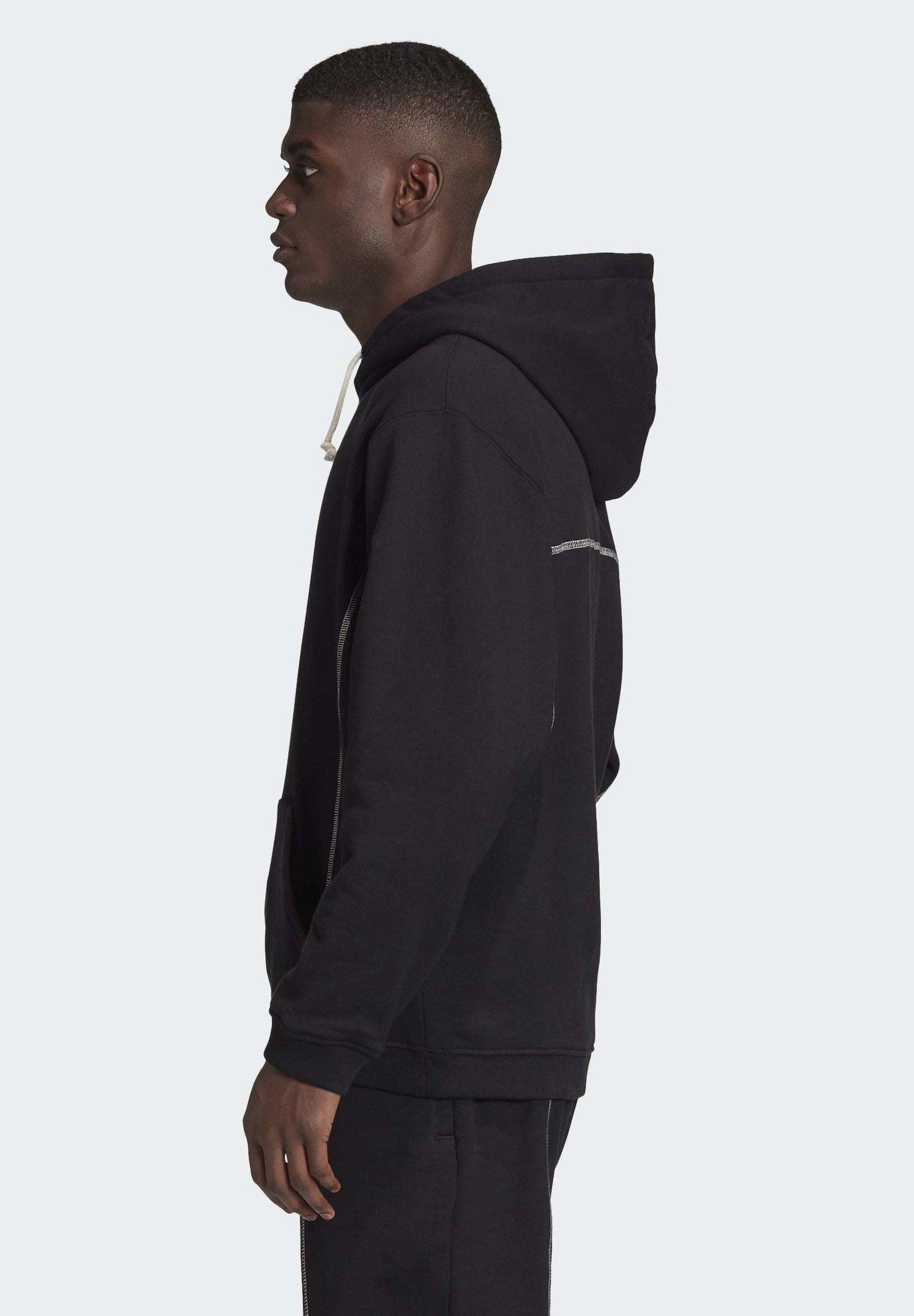 Adidas Originals Hoodie - Bluza Z Kapturem Black