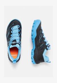 Mammut - Hiking shoes - black-whisper - 1