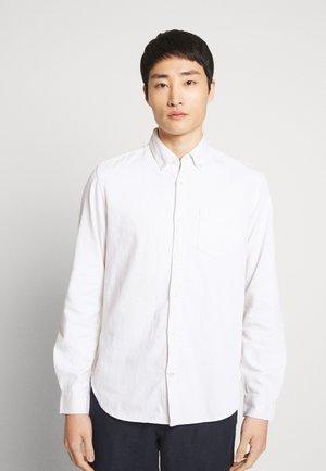 SLIM - Shirt - ecru