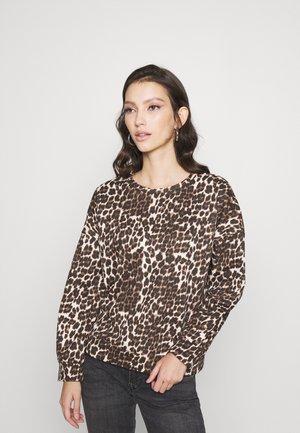 ONLHOPE LEO - Sweatshirt - black